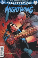 Nightwing (2016-2020) #2 Variant A