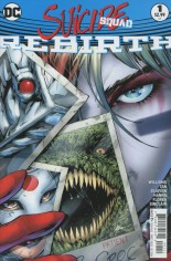 Suicide Squad: Rebirth #1 Variant A