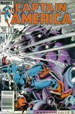 Captain America (1968-1996) #304 Variant A: Newsstand Edition