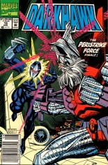 Darkhawk (1991-1995) #18 Variant A: Newsstand Edition