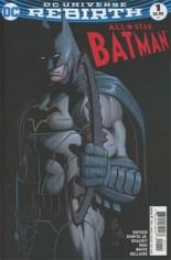 All-Star Batman (2016-2017) #1 Variant A