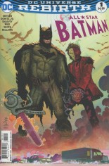 All-Star Batman (2016-2017) #1 Variant B: Variant Cover