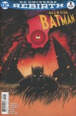 All-Star Batman (2016-2017) #1 Variant D: Variant Cover