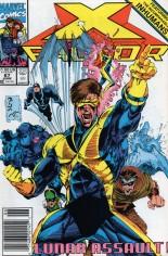 X-Factor (1986-1998) #67 Variant A: Newsstand Edition