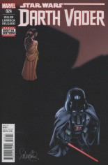 Star Wars: Darth Vader (2015-2016) #24 Variant A