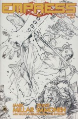 Empress (2016) #5 Variant C: Incentive Sketch Cover
