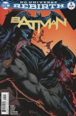 Batman (2016-Present) #5 Variant A