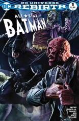 All-Star Batman (2016-2017) #1 Variant F: 4th World Comics Exclusive Color Variant