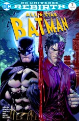 All-Star Batman (2016-2017) #1 Variant H: Midtown Exclusive Color Variant Cover