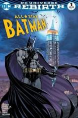 All-Star Batman (2016-2017) #1 Variant J: AspenStore.com Exclusive Color Variant Cover
