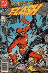 Flash (1987-2009) #3 Variant A: Newsstand Edition