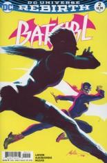 Batgirl (2016-2020) #2 Variant A