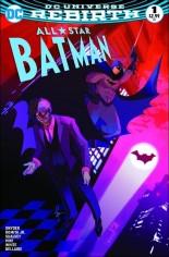 All-Star Batman (2016-2017) #1 Variant L: My Parents' Basement Cover