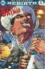 All-Star Batman (2016-2017) #1 Variant M: Newbury Comics Color Cover