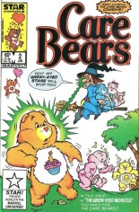 Care Bears (1985-1989) #2 Variant B: Direct Edition