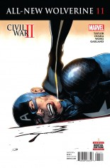 All-New Wolverine (2016-Present) #11 Variant A