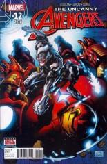 Uncanny Avengers (2015-Present) #12 Variant A