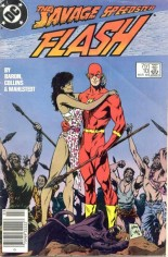 Flash (1987-2009) #10 Variant A: Newsstand Edition