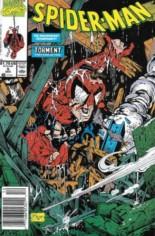 Spider-Man (1990-1998) #5 Variant A: Newsstand Edition
