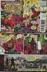 Deadpool (2016-2017) #17 Variant B: Secret Comic Cover