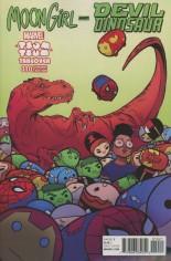 Moon Girl And Devil Dinosaur (2016-Present) #10 Variant B: Marvel Tsum Tsum Takeover Cover
