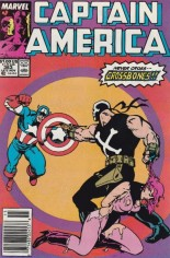 Captain America (1968-1996) #363 Variant A: Newsstand Edition