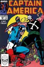 Captain America (1968-1996) #364 Variant B: Direct Edition