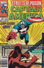 Captain America (1968-1996) #375 Variant A: Newsstand Edition