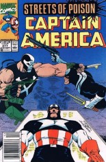 Captain America (1968-1996) #377 Variant A: Newsstand Edition
