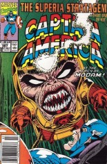 Captain America (1968-1996) #387 Variant A: Newsstand Edition