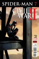 Spider-Man (2016-2017) #7 Variant A