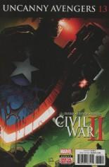 Uncanny Avengers (2015-Present) #13 Variant A