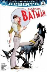 All-Star Batman (2016-2017) #1 Variant R: Dynamic Forces Exclusive LTD 3000