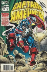 Captain America (1968-1996) #432 Variant A: Newsstand Edition