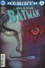 All-Star Batman (2016-2017) #2 Variant A