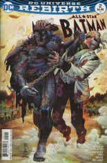 All-Star Batman (2016-2017) #2 Variant B: Variant Cover