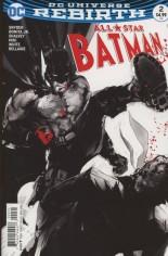 All-Star Batman (2016-2017) #2 Variant C: Variant Cover
