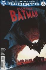 All-Star Batman (2016-2017) #2 Variant D: Variant Cover