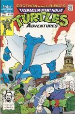 Teenage Mutant Ninja Turtles Adventures (1989-1995) #5 Variant E: 5th Printing