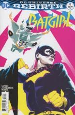 Batgirl (2016-2020) #3 Variant A