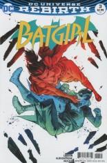 Batgirl (2016-2020) #3 Variant B: Variant Cover