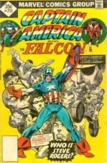 Captain America (1968-1996) #215 Variant B: Whitman Variant