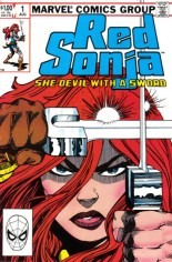 Red Sonja, She-Devil With A Sword (1983-1986) #1 Variant B: Direct Edition