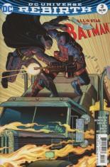 All-Star Batman (2016-2017) #3 Variant A