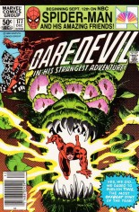 Daredevil (1964-1998) #177 Variant A: Newsstand Edition