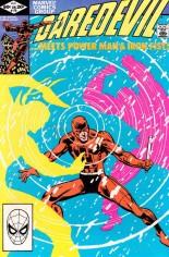 Daredevil (1964-1998) #178 Variant B: Direct Edition
