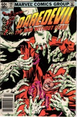 Daredevil (1964-1998) #180 Variant A: Newsstand Edition