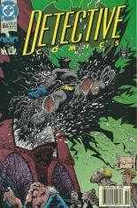 Detective Comics (1937-2011, 2016-Present) #654 Variant A: Newsstand Edition