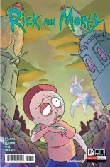Rick and Morty (2015-2020) #17 Variant A
