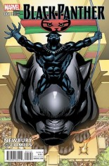 Black Panther (2016-2017) #1 Variant S: Newbury Comics Variant